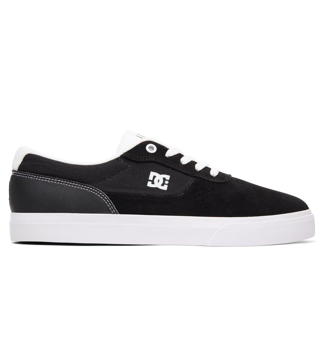 7a46b67ff452d 0 Switch S - Chaussures de skate pour Homme Noir ADYS300104 DC Shoes