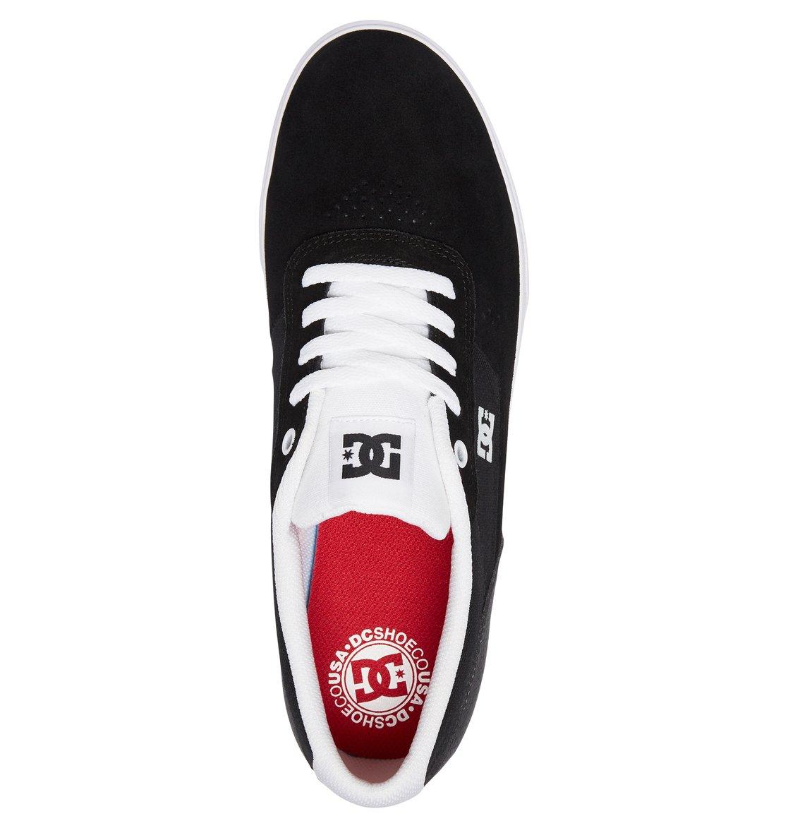 1517a5946ba0a 3 Switch S - Chaussures de skate pour Homme Noir ADYS300104 DC Shoes