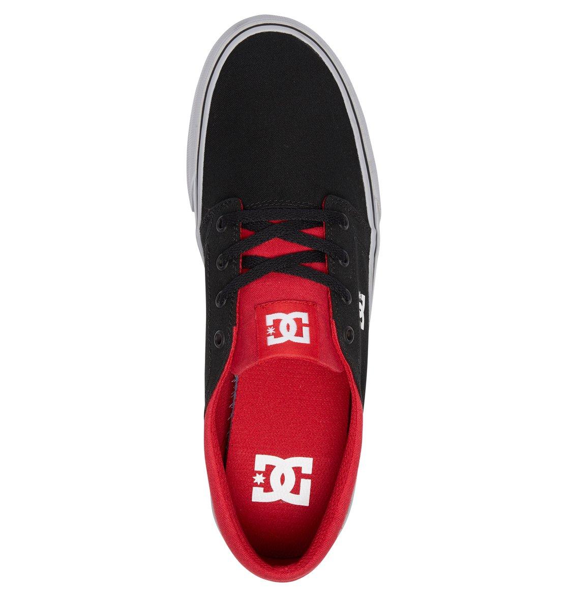 DC-Shoes-Trase-TX-Baskets-pour-Homme-ADYS300126 miniature 16