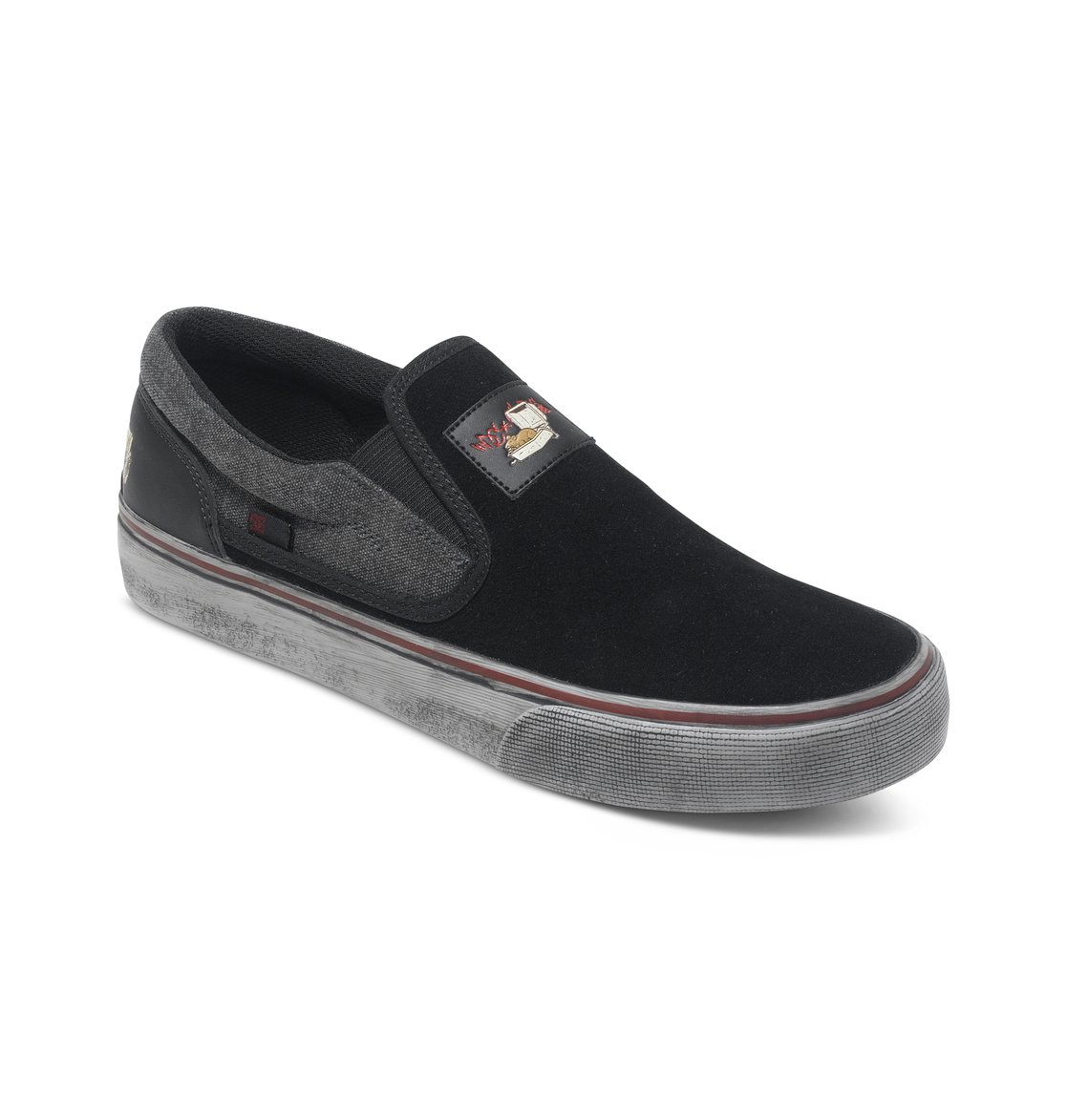 3ddf871df 1 Men s Trase S Cliver Slip-On Shoes ADYS300174 DC Shoes
