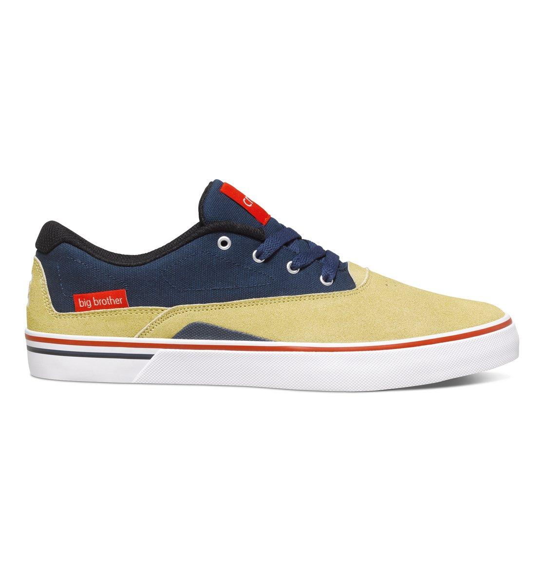 80e5286269 0 Men's Sultan S SE Big Brother Shoes ADYS300245 DC Shoes