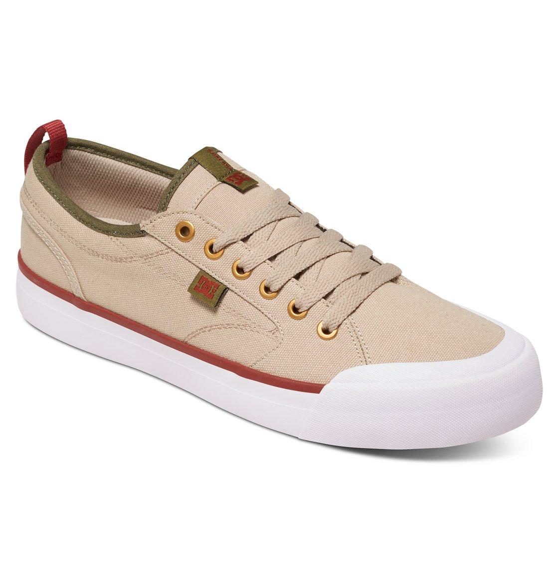 8d7bc0f37e 1 Evan Smith TX - Shoes for Men Beige ADYS300275 DC Shoes