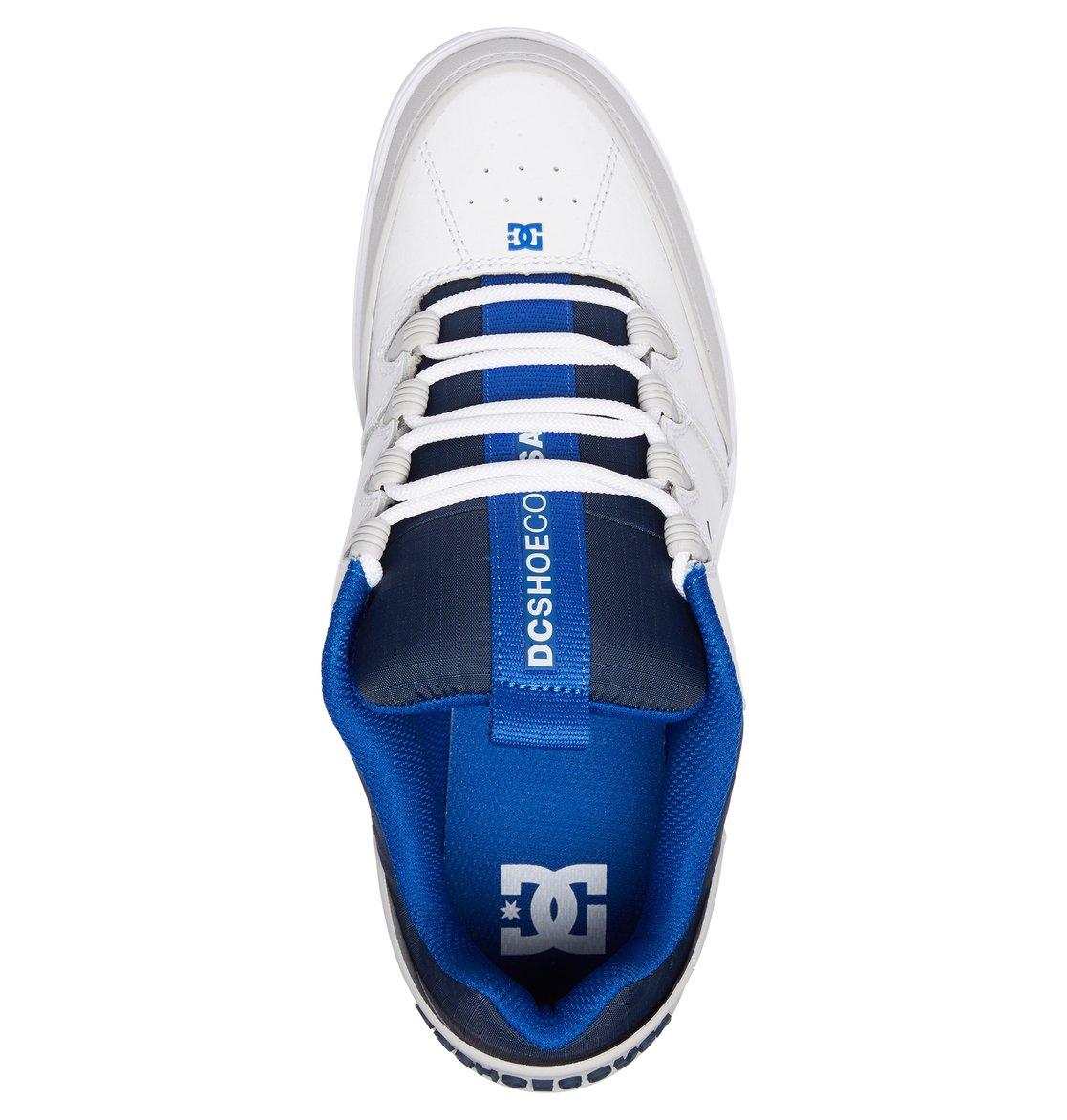 DC-Shoes-Syntax-Baskets-pour-Homme-ADYS300290 miniature 8