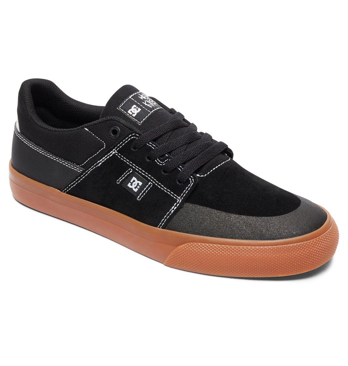 DC-Shoes-Wes-Kremer-Baskets-pour-Homme-ADYS300315 miniature 11