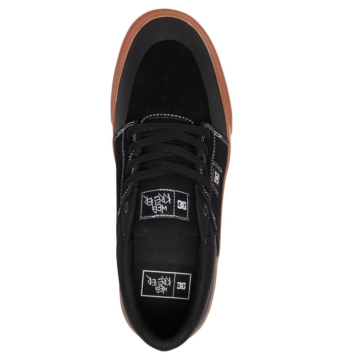 DC-Shoes-Wes-Kremer-Baskets-pour-Homme-ADYS300315 miniature 13