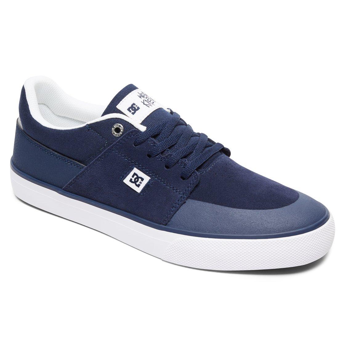 DC-Shoes-Wes-Kremer-Baskets-pour-Homme-ADYS300315 miniature 3