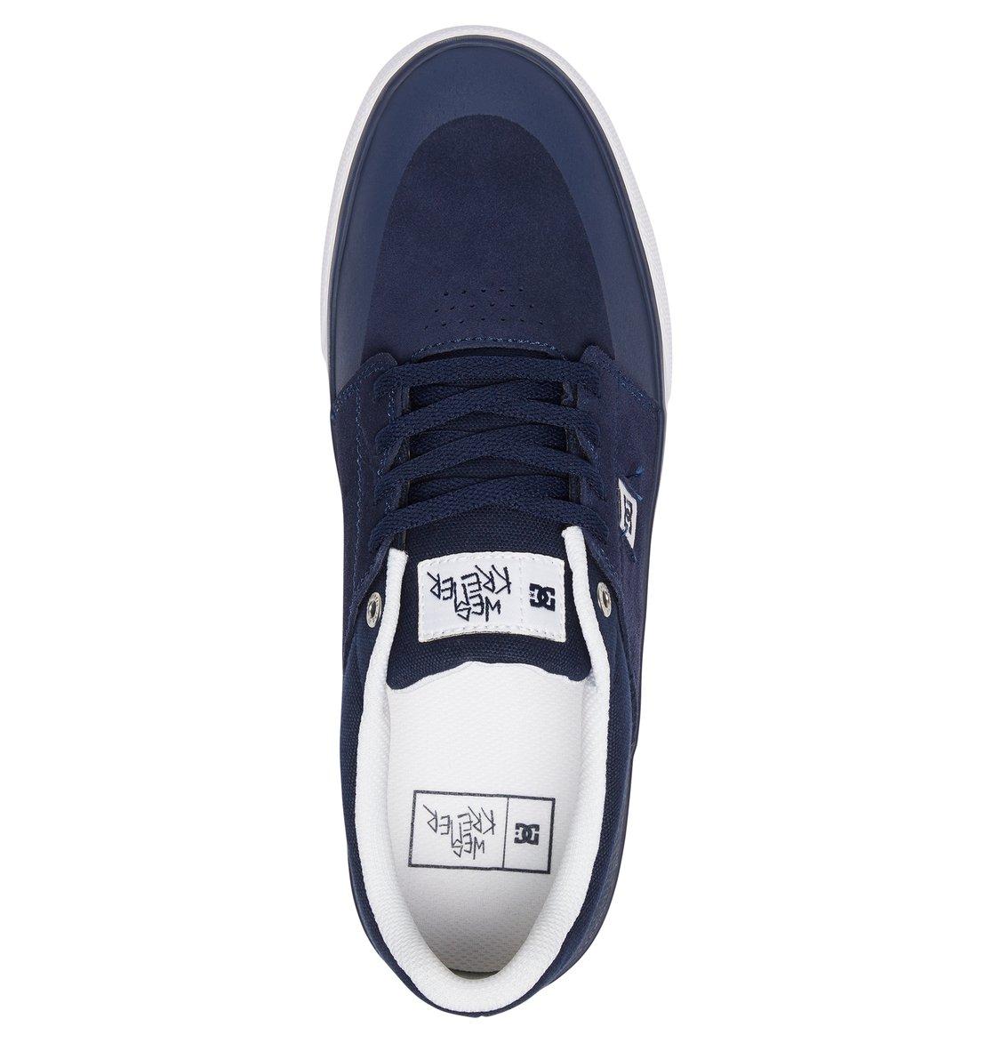 DC-Shoes-Wes-Kremer-Baskets-pour-Homme-ADYS300315 miniature 5