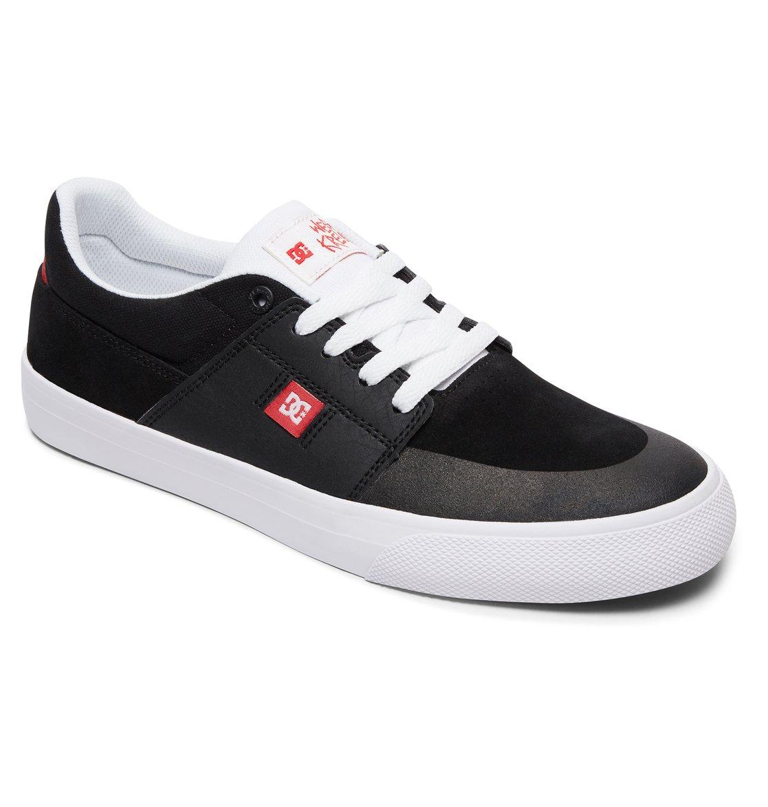 DC-Shoes-Wes-Kremer-Baskets-pour-Homme-ADYS300315 miniature 7