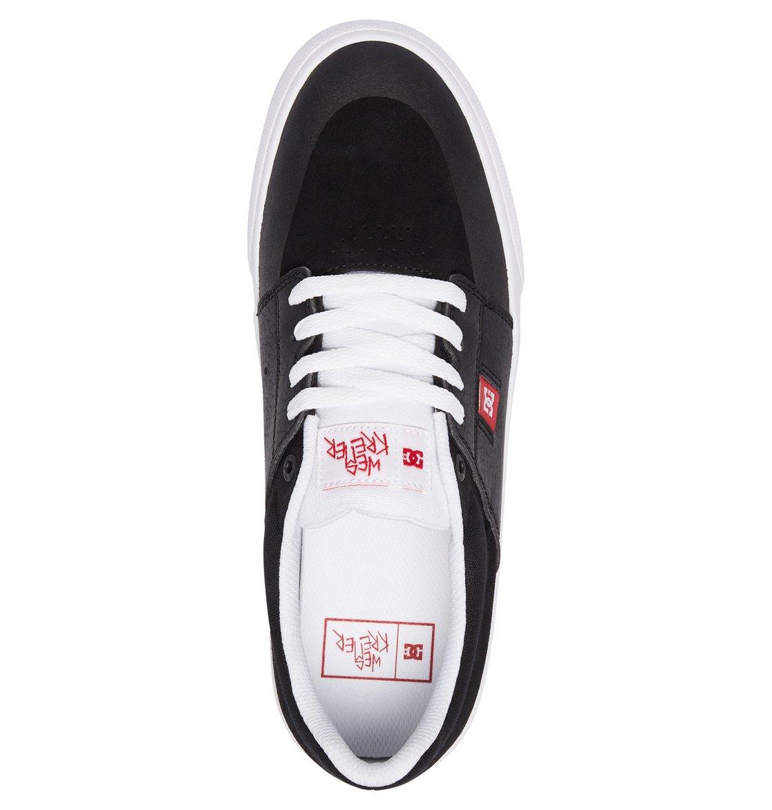 DC-Shoes-Wes-Kremer-Baskets-pour-Homme-ADYS300315 miniature 9