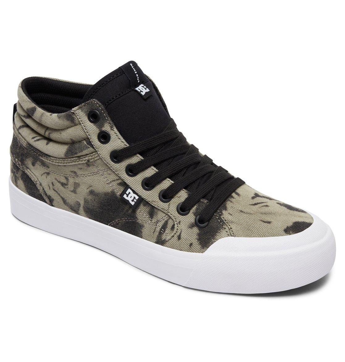 1697d48fd9 1 Evan Smith Hi TX SE High Top Shoes ADYS300385 DC Shoes