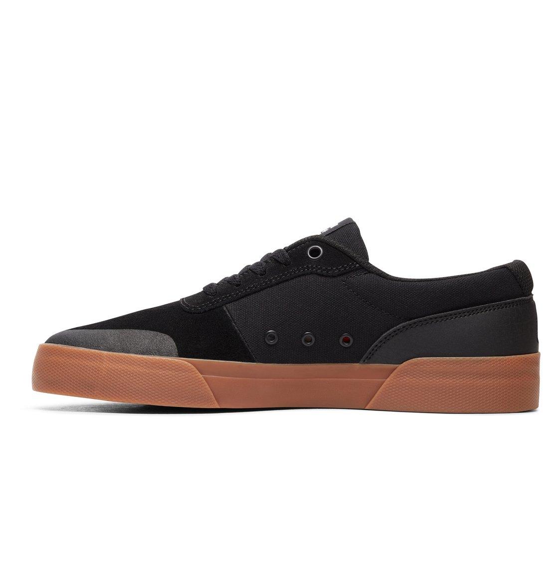 6a89c88de60ff 2 Switch Plus S - Chaussures de skate pour Homme Noir ADYS300399 DC Shoes