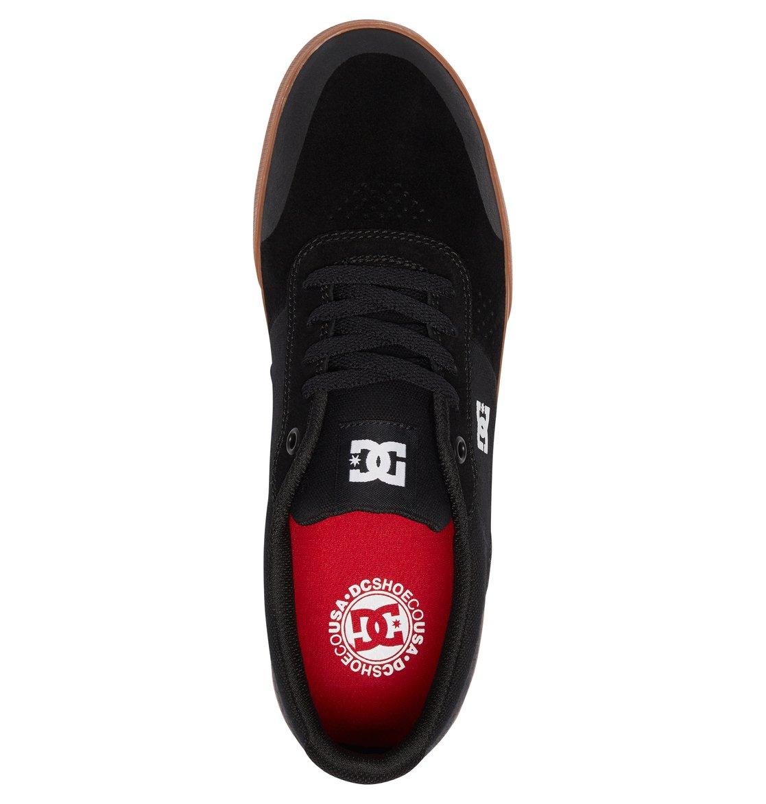 978b3cffe152d 3 Switch Plus S - Chaussures de skate pour Homme Noir ADYS300399 DC Shoes