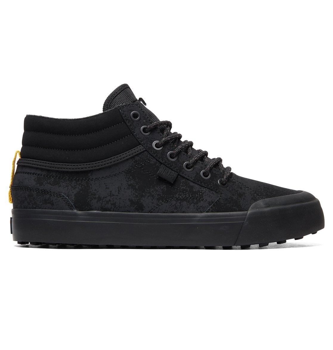 14266510584 0 Evan Smith Hi WNT High-Top Winter Shoes Black ADYS300412 DC Shoes