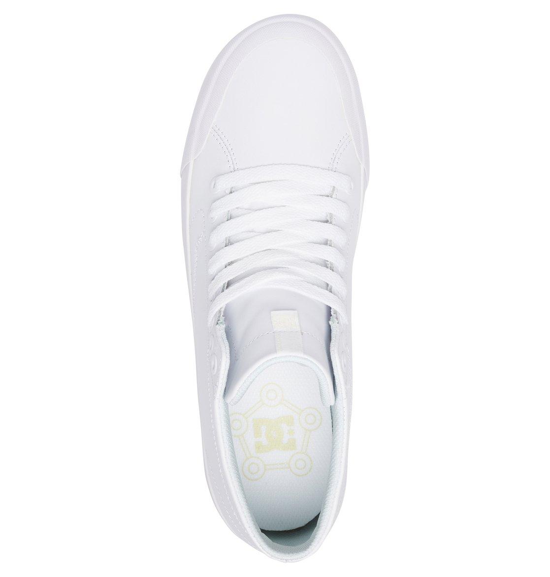e6e38d0c123ae5 3 Evan Smith Hi Zero High-Top Shoes White ADYS300423 DC Shoes