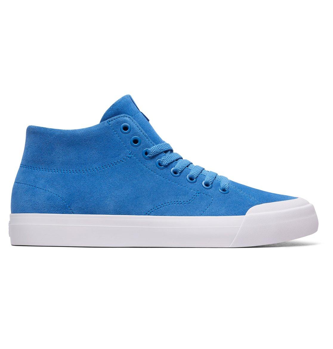 dbe6a67149 0 Zapatos Parte Superior Alta HI Zero Evan Smith Azul ADYS300423 DC Shoes