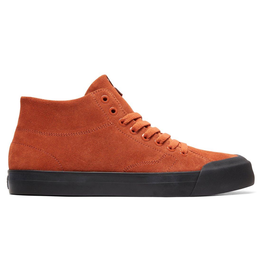 00dd54b32f 0 Zapatos Parte Superior Alta HI Zero Evan Smith Marrón ADYS300423 DC Shoes