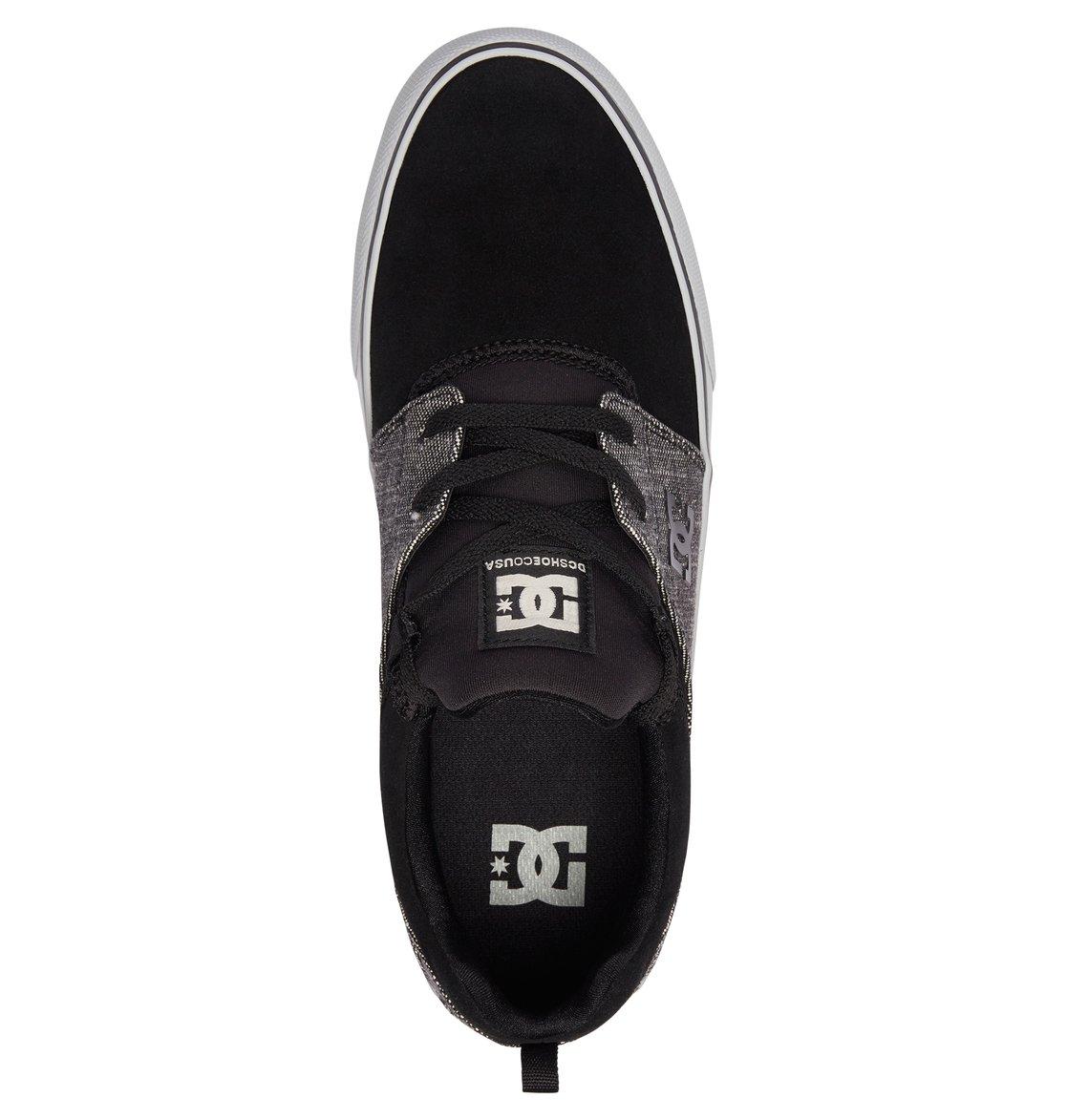 7e5da1799589e9 3 Heathrow Vulc SE - Baskets pour Homme Noir ADYS300442 DC Shoes