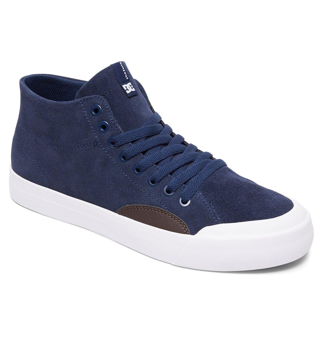 1fe38cfb8a192a 1 Evan Smith Hi Zero S - High-Top Skate Shoes for Men Blue ADYS300477