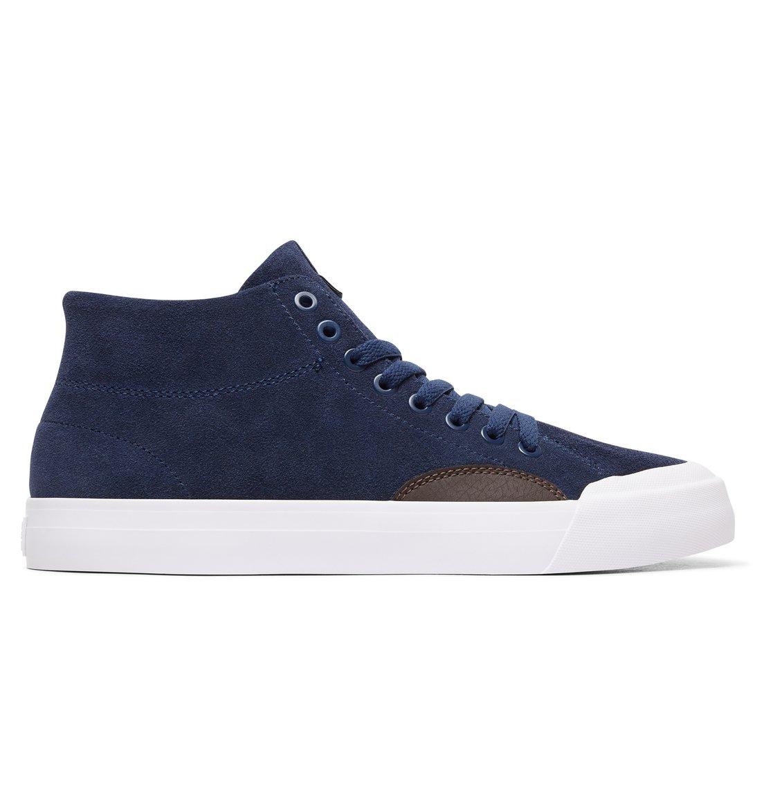 87b9c8ea6b 0 Evan Smith Hi Zero S - High-Top Skate Shoes for Men Blue ADYS300477