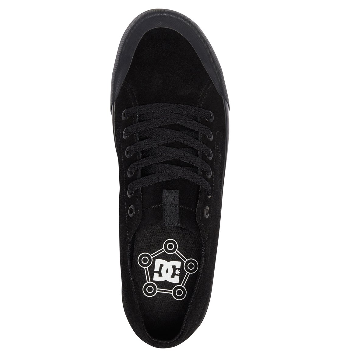 b4462ed96a9605 3 Evan Lo Zero S - Skate Shoes for Men Black ADYS300478 DC Shoes