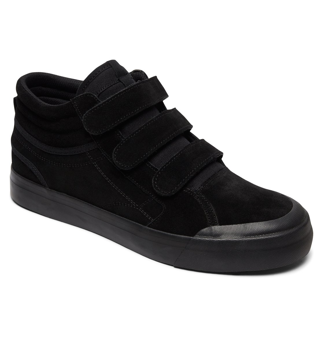fcd3c2e718 1 Evan Smith Hi V S High-Top Skate Shoes Black ADYS300523 DC Shoes