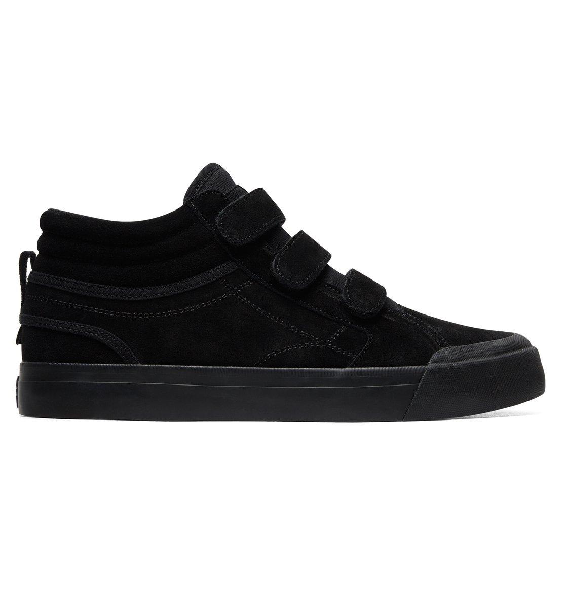 317a1764ab 0 Evan Smith Hi V S High-Top Skate Shoes Black ADYS300523 DC Shoes