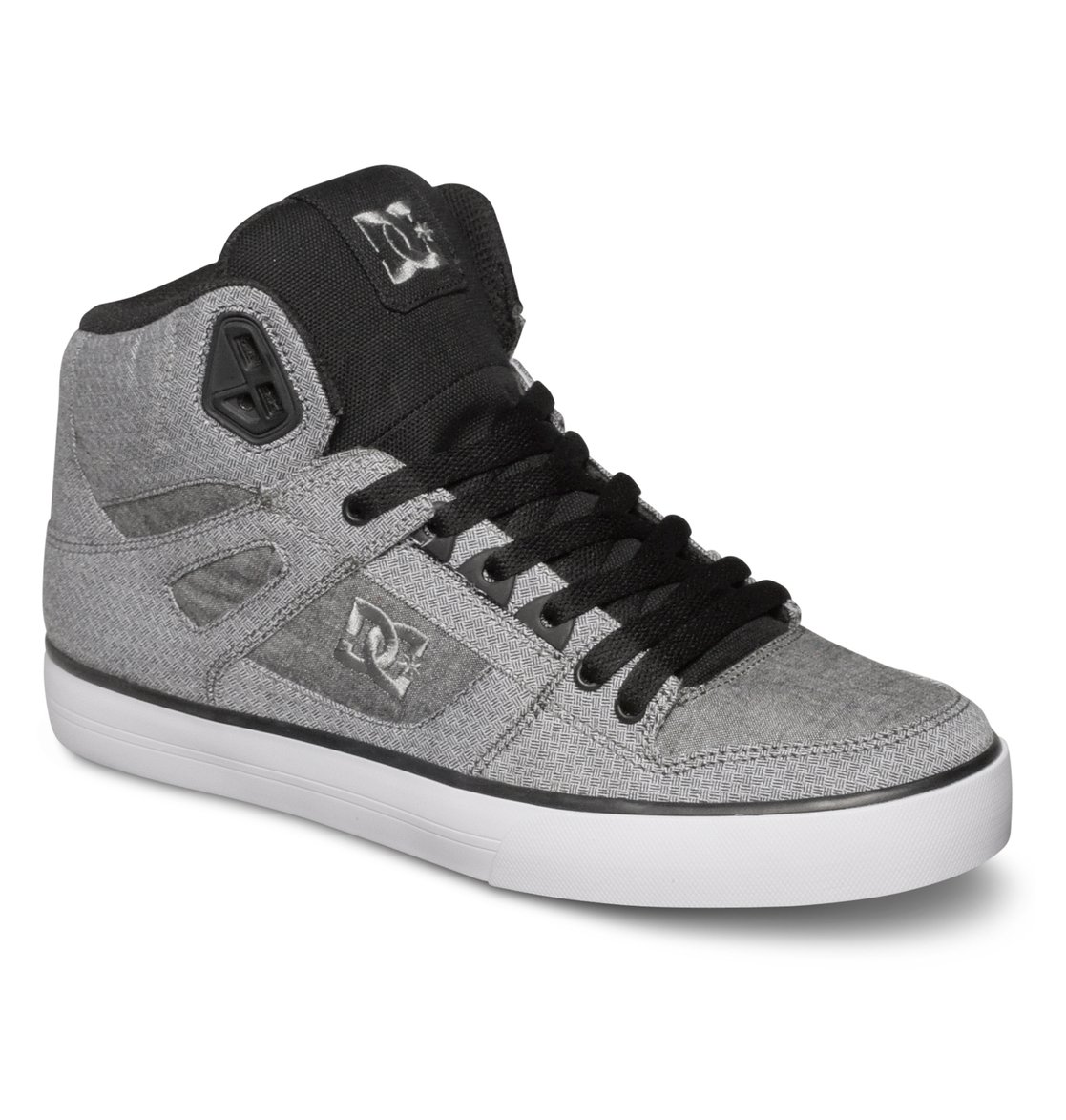 c73ea1a31b 1 Pure High WC TX SE - High-Top Shoes for Men ADYS400004 DC Shoes