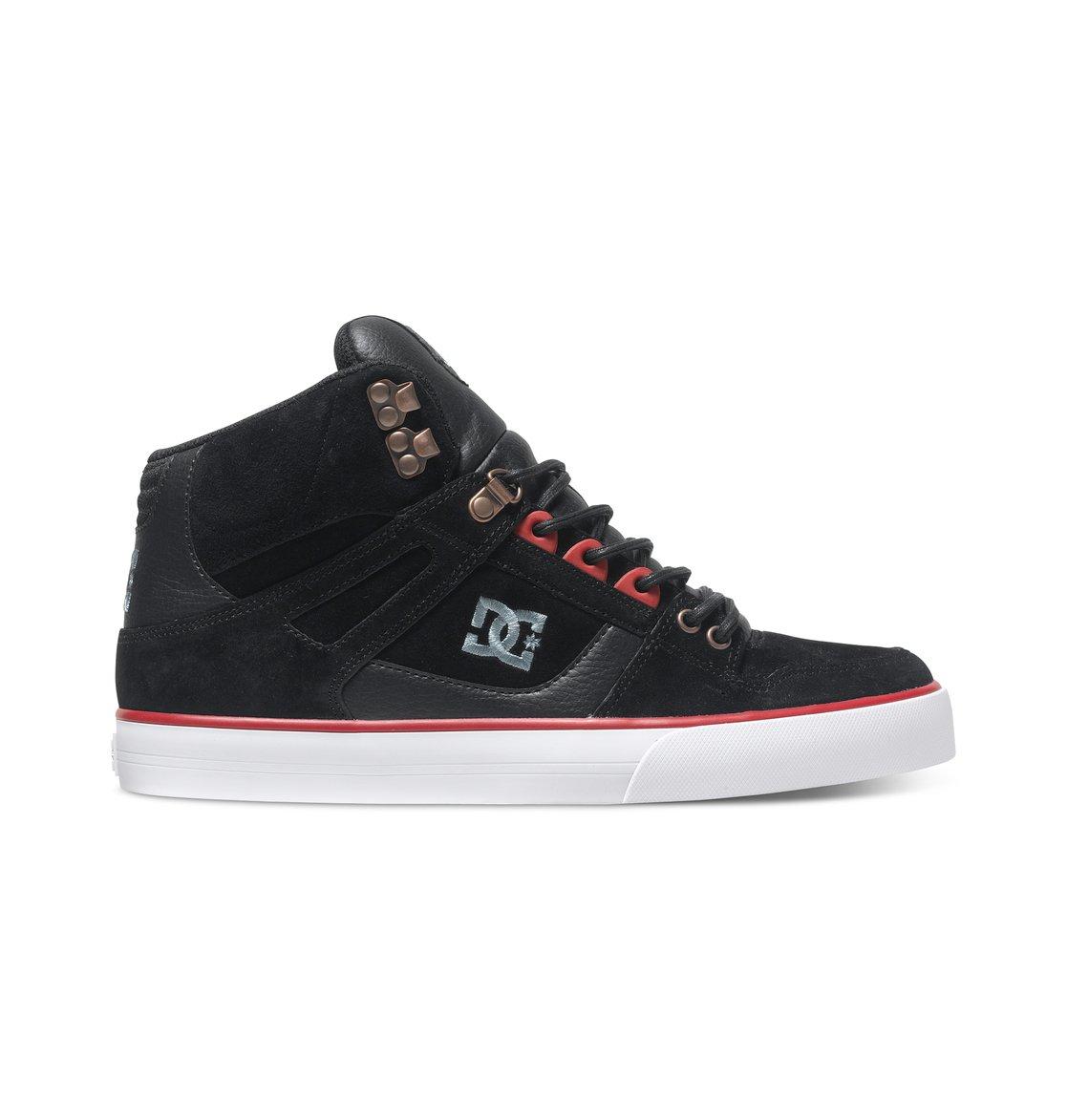 half off c1d24 86758 Men's Spartan WC WR High-Top Shoes ADYS400006 | DC Shoes