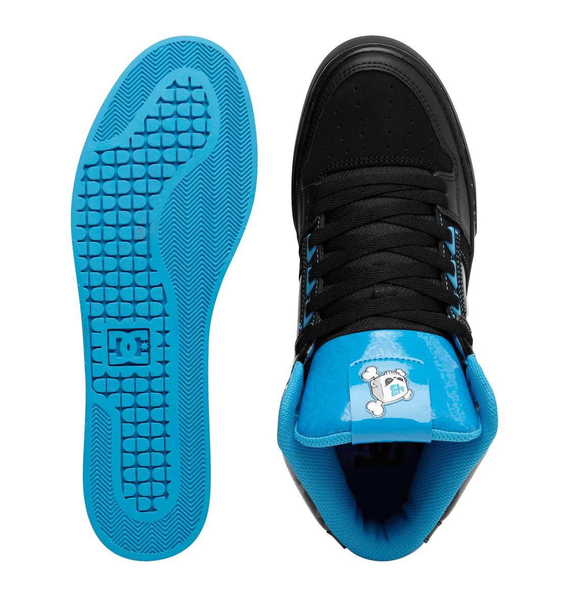 cheaper 41702 e7915 Men's Ken Block Spartan High WC Shoes ADYS400016 | DC Shoes