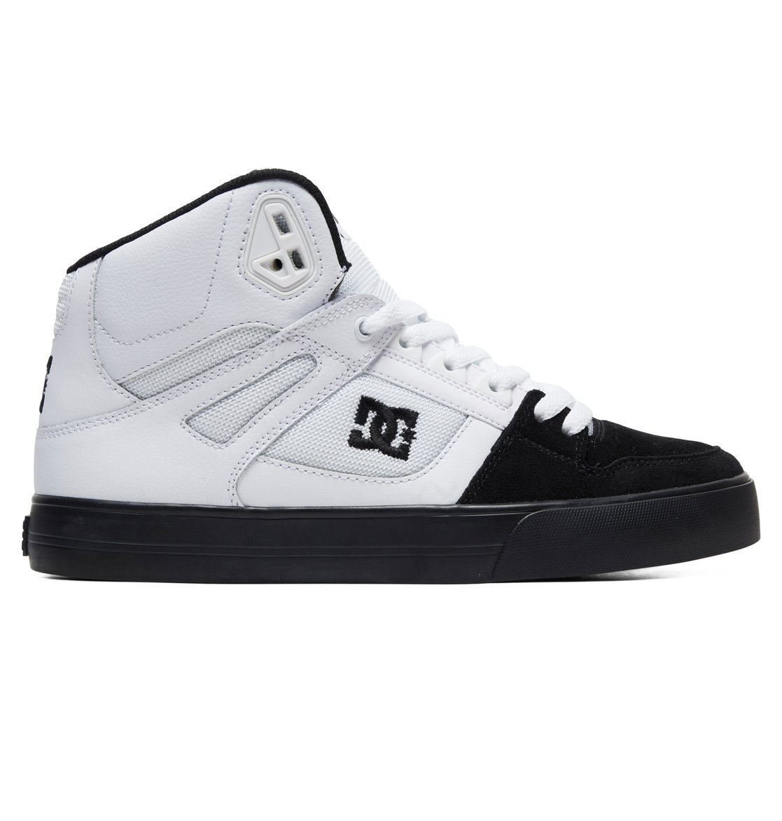 e7145bad9f794 0 Pure SE High-Top Shoes White ADYS400043 DC Shoes