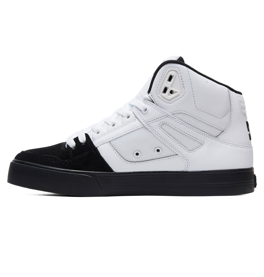 5c30bce1b6430 2 Pure SE High-Top Shoes White ADYS400043 DC Shoes