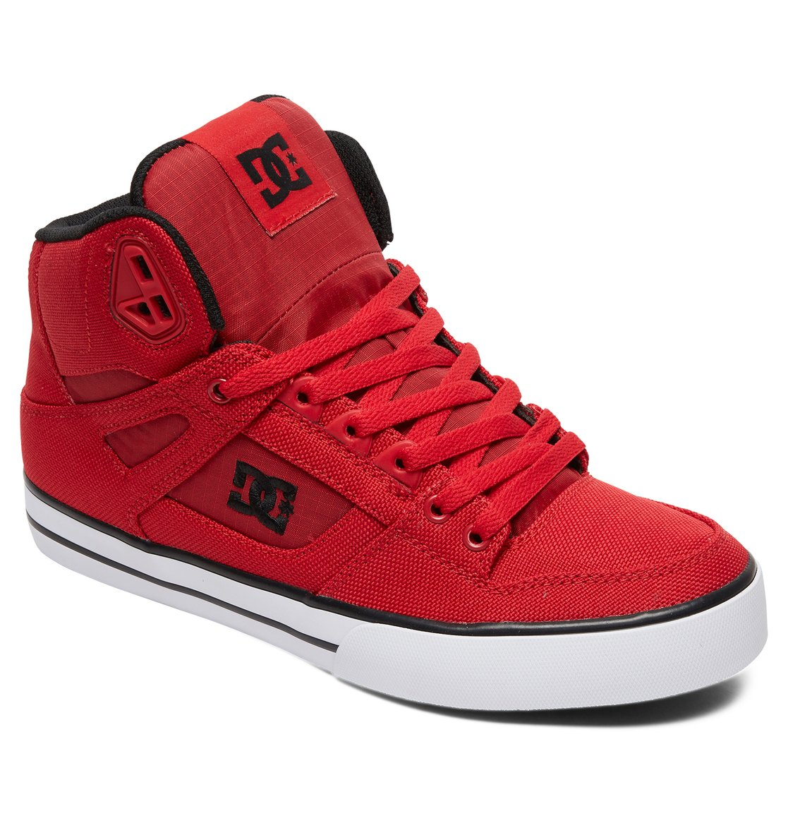 d9622e8779 1 Pure WC TX SE High-Top Shoes Red ADYS400046 DC Shoes
