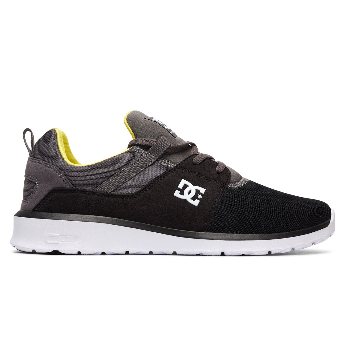 6e258cfcb714bd 0 Heathrow - Shoes for Men Black ADYS700071 DC Shoes