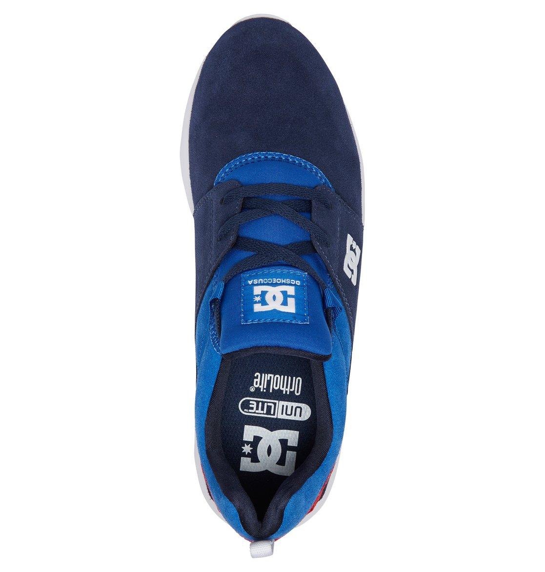 DC-Shoes-Heathrow-SE-Baskets-pour-Homme-ADYS700073 miniature 8