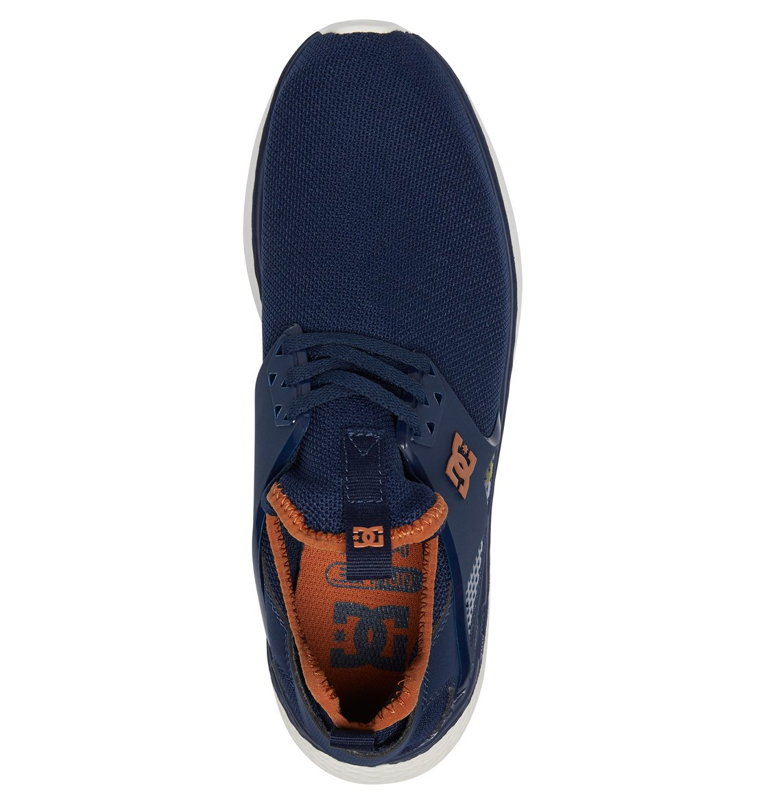 DC-Shoes-Meridian-Baskets-pour-Homme-ADYS700125 miniature 8