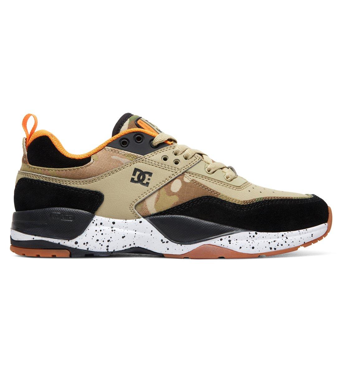e0701bd83 0 Zapatos SE E.Tribeka Gris ADYS700142 DC Shoes