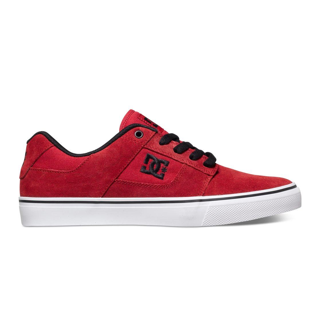 b8f76e5d5f7 0 Tênis masculino Bridge Vermelho BR320096 DC Shoes