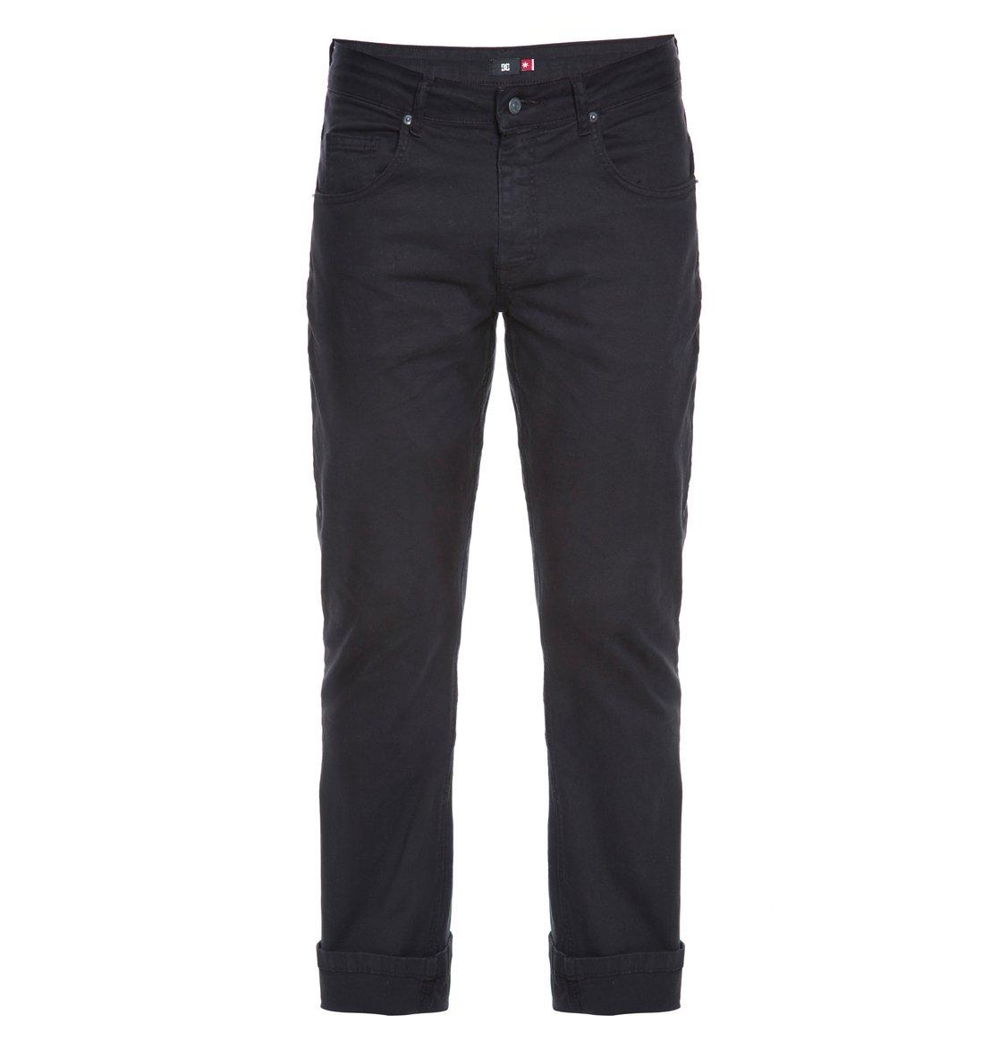 ed01a1e74 0 Calça Jeans masculina Slim Core BR63331506 DC Shoes