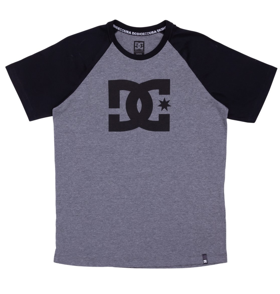 b5fbad0169 0 Camiseta Juvenil Star Raglan DC Shoes BR68141336 DC Shoes