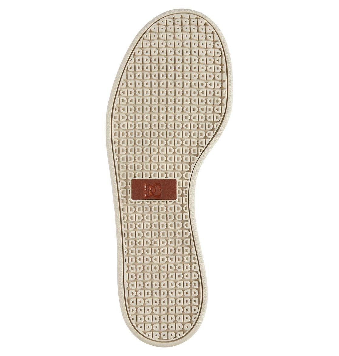 fc756ba4a 4 Tenis Cano Baixo Feminino DC Shoes Magnolia SE Branco BRADJS100104 DC  Shoes