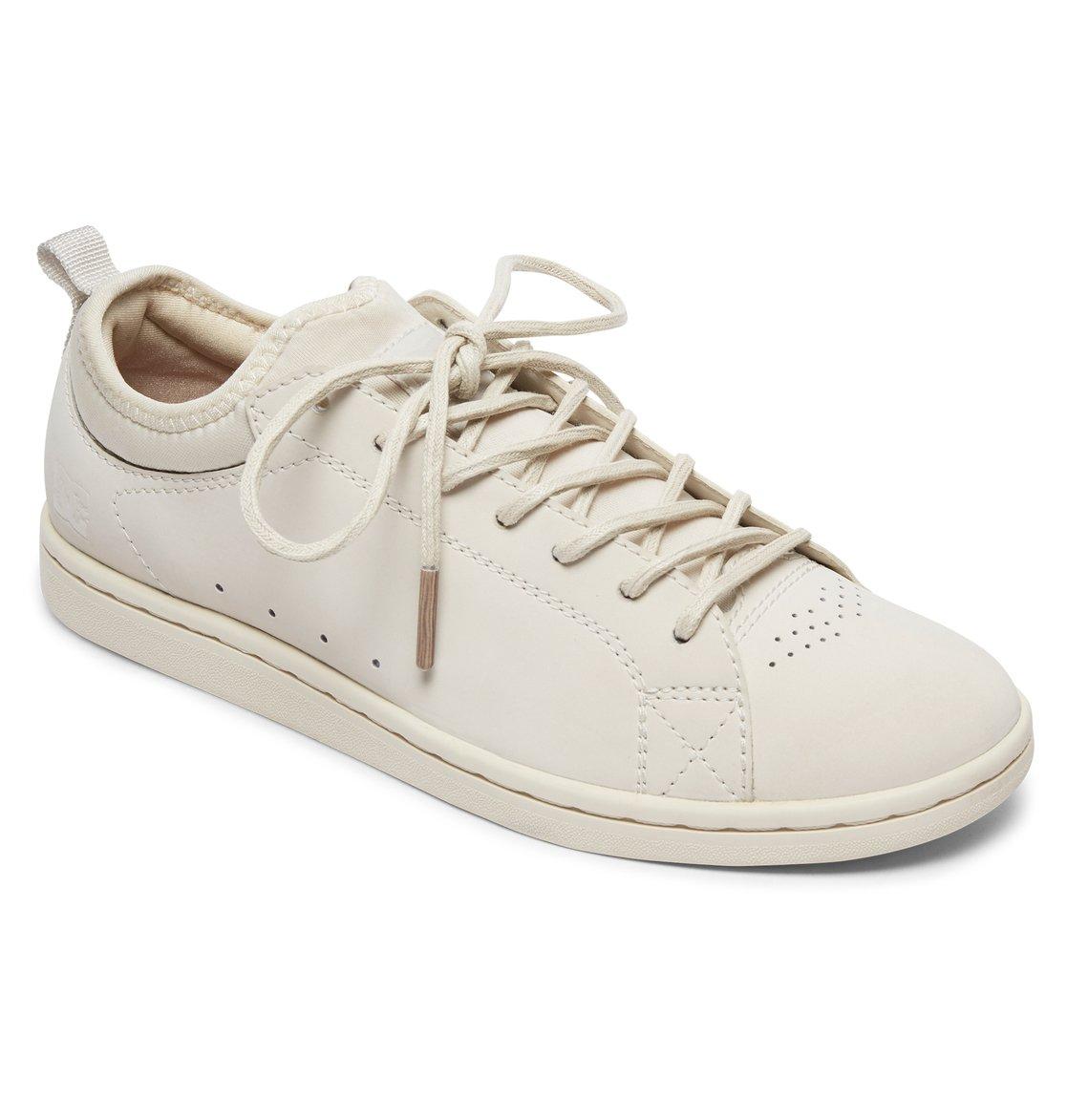 17f2af46d 1 Tenis Cano Baixo Feminino DC Shoes Magnolia SE Branco BRADJS100104 DC  Shoes