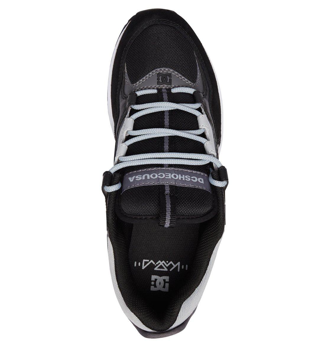 83d2f714f 3 DC SHOES KALIS LITE SE IMP Preto BRADYS100382 DC Shoes