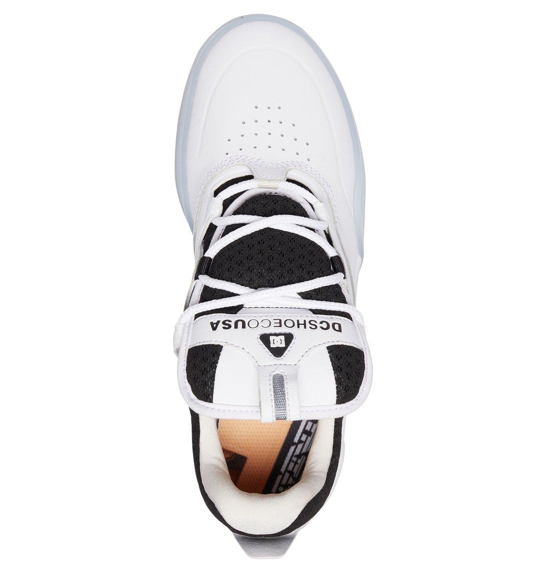afda91a8b8 3 Tênis Kalis S Manolo DC Shoes Branco BRADYS100483 DC Shoes