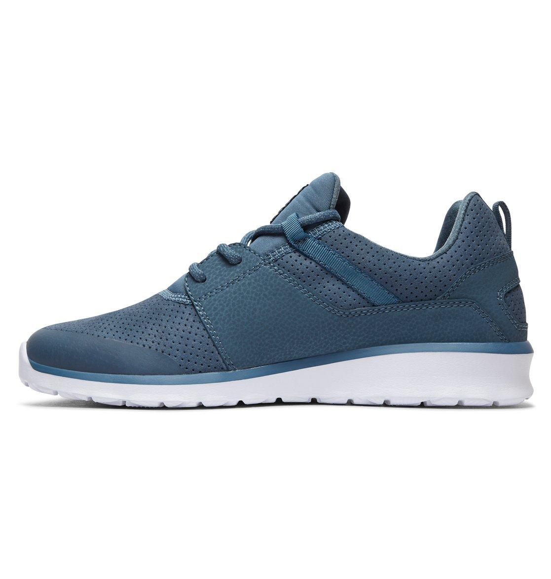 5d00702e15867 2 Tenis Masculino DC Shoes Heathrow Prestige Azul BRADYS700084 DC Shoes