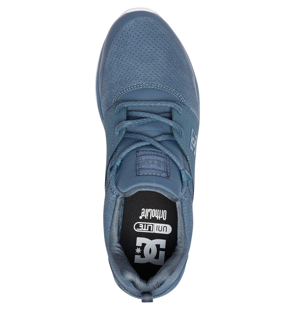 b44909e77e059 3 Tenis Masculino DC Shoes Heathrow Prestige Azul BRADYS700084 DC Shoes