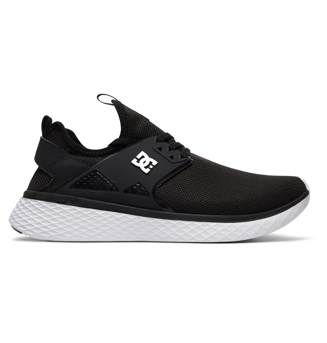 26df5b6c86 0 Tenis Masculino DC Shoes Meridian Preto BRADYS700125 DC Shoes