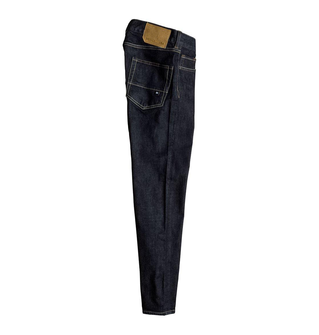 caa04cad18 1 Worker Straight Fit - Vaqueros Azul EDBDP03023 DC Shoes