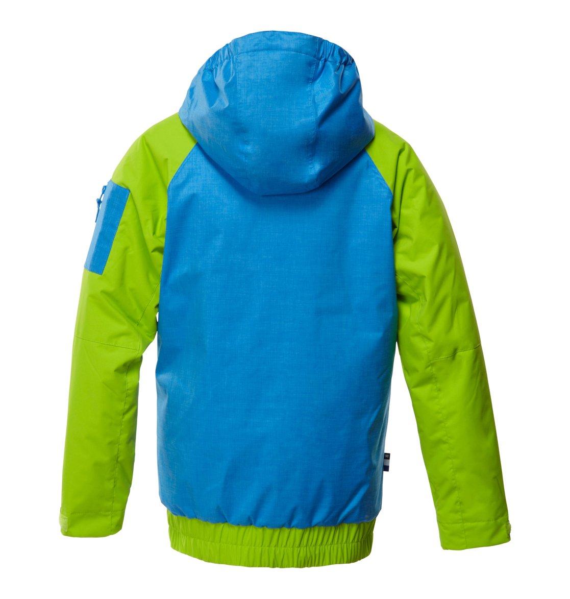 5a28e5064 2 Boy's Troop Snow Jacket EDBTJ00008 DC Shoes