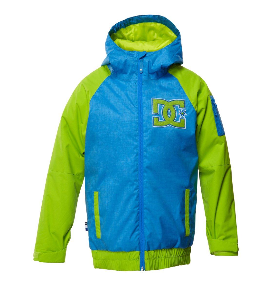 757a822c4 0 Boy's Troop Snow Jacket EDBTJ00008 DC Shoes