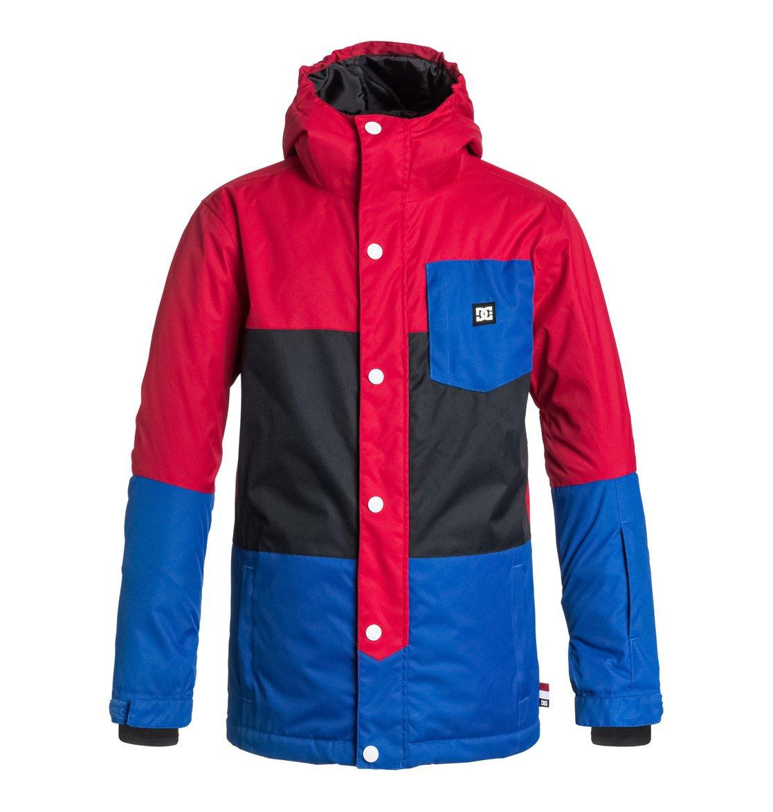 a2aee61d 0 Boy's Defy Snow Jacket EDBTJ03003 DC Shoes